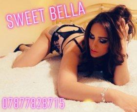 Sweet Bella  is a top quality Italian Escort in Belfast City Centre