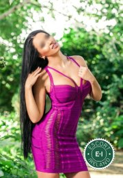 Spend some time with Milena in Longford Town; you won't regret it