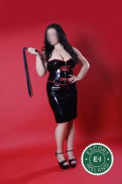 Book a meeting with Irish Mistress Scarlett in Dublin 24 today