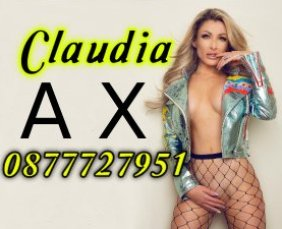 Meet the beautiful Claudia Angel X in Grand Canal Dock  with just one phone call