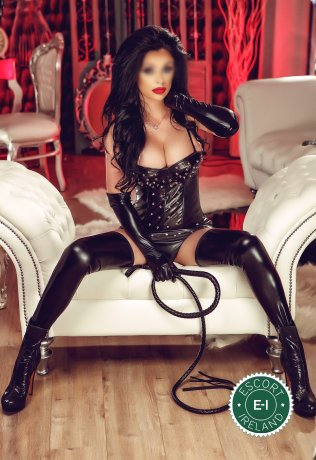 Mistress Anastasia is a sexy Greek Domination in Dublin 18