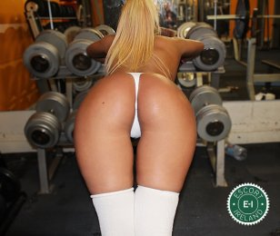 Meet the beautiful Angelis Fitnessmodel in Dublin 1  with just one phone call
