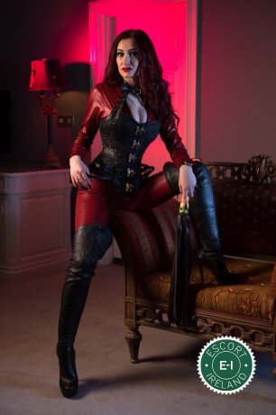 Spend some time with Dominatrix Inna in Dublin 1; you won't regret it