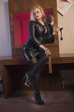 Mistress Monica (Dublin Escort)