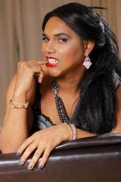 Tiana Turbay TV - Transvestite in Belfast City Centre