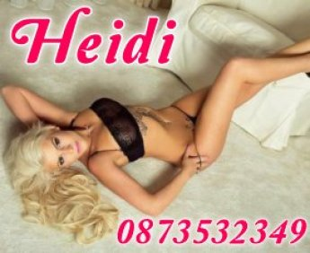 Heidi - escort in Ballsbridge