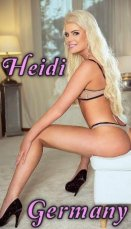 Spend some time with Heidi in Dublin City Centre South; you won't regret it