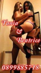 Tania & Beatrice - escort in IFSC