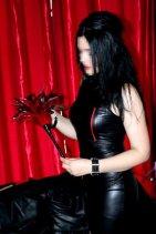 Mistress Carmen - domination in IFSC