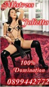 Julietta - domination in Sandyford
