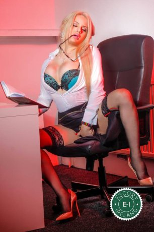 Jenny Foxx TS is a hot and horny British escort from Maynooth, Kildare
