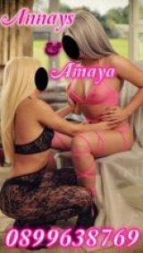 Annays & Amaya - escort in Dublin City Centre North