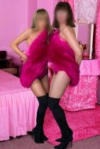Lara and Bridgitte - escort in Christchurch